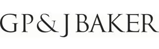 G P & J Baker logo