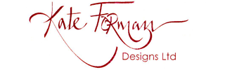 Kate Forman Designs Ltd logo