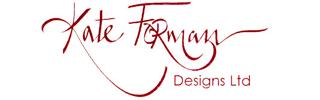Kate Forman Designs Ltd logo