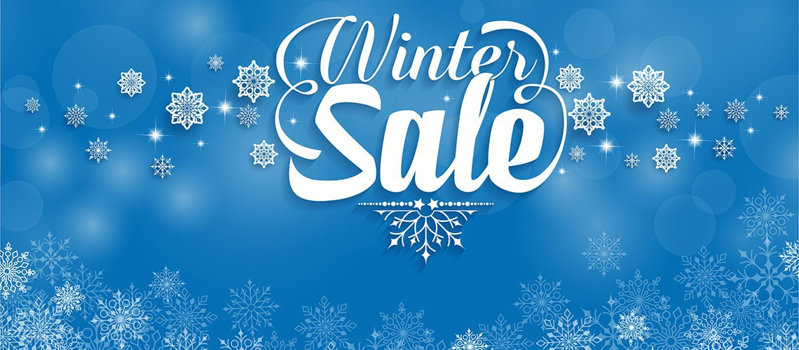 Winter Sale Now On<br />Visit in store for further details