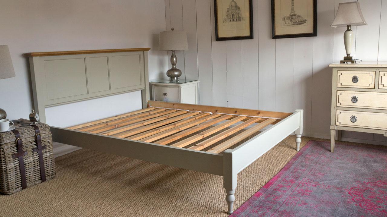 Chatsworth Bed Frame - No Mattress View