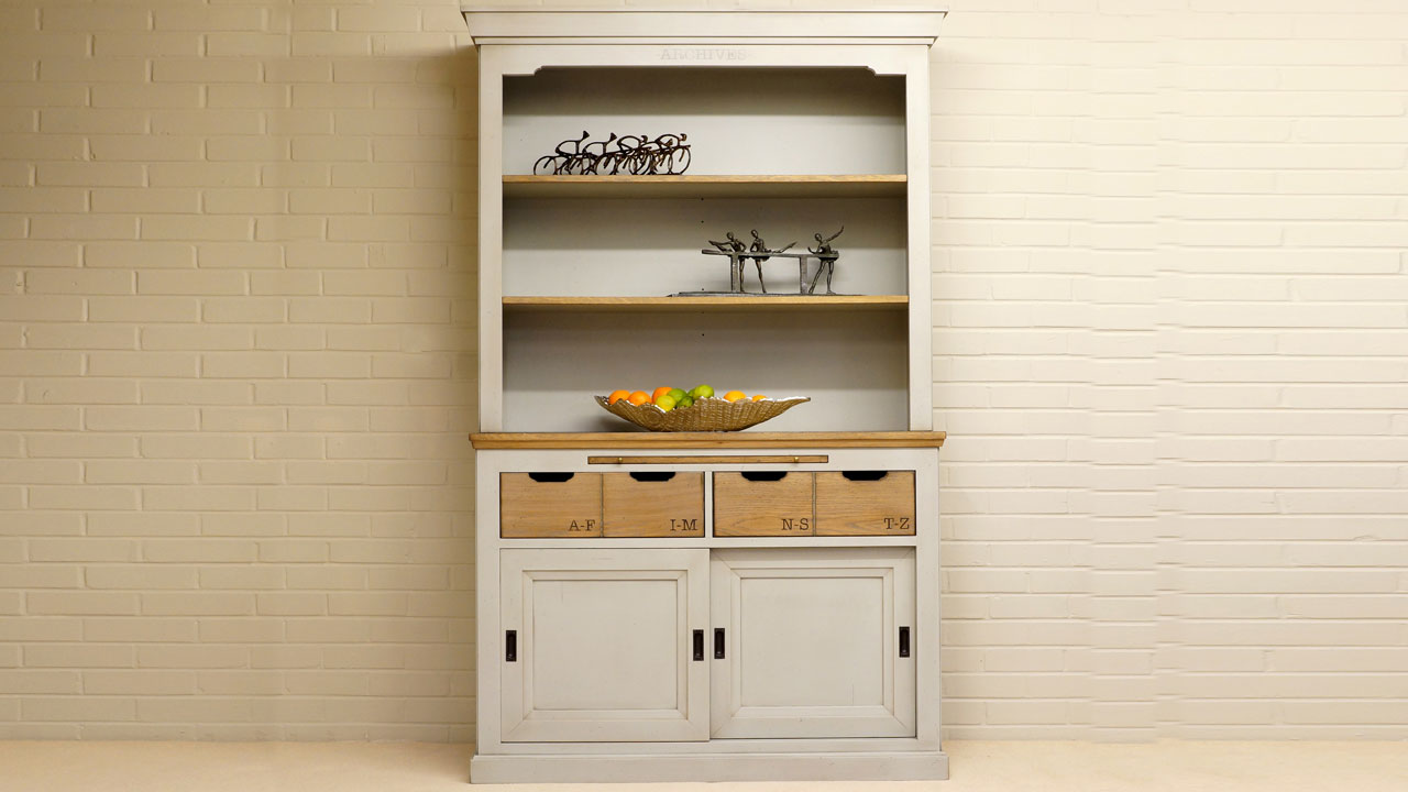 Brittany Cabinet - Front View