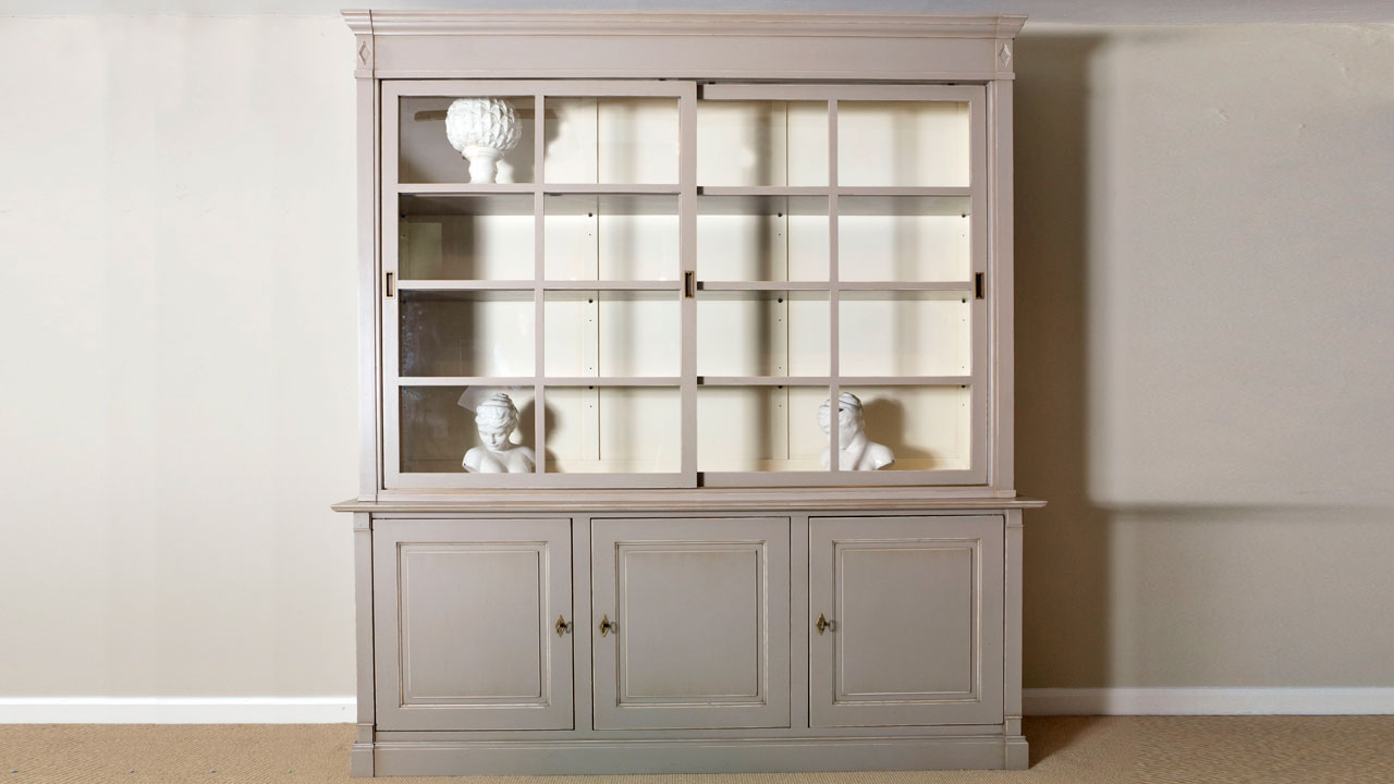 Siguier Cabinet - Front View