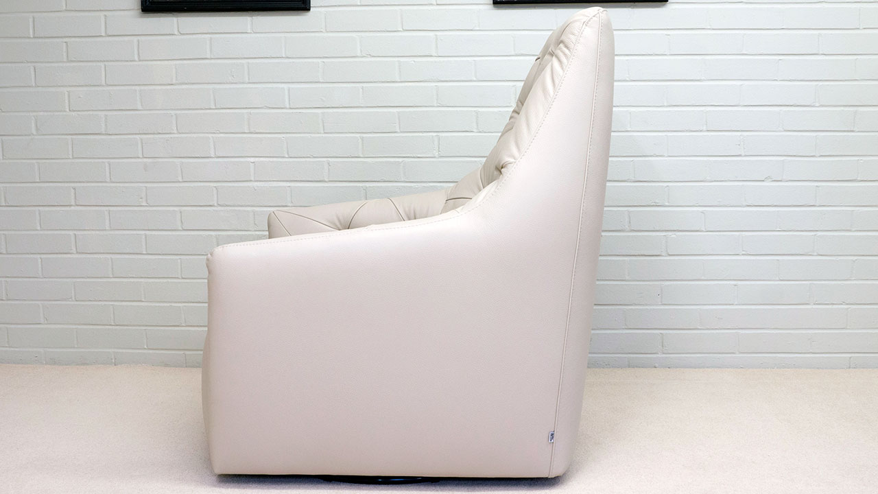777 Swivel Chair - Side View