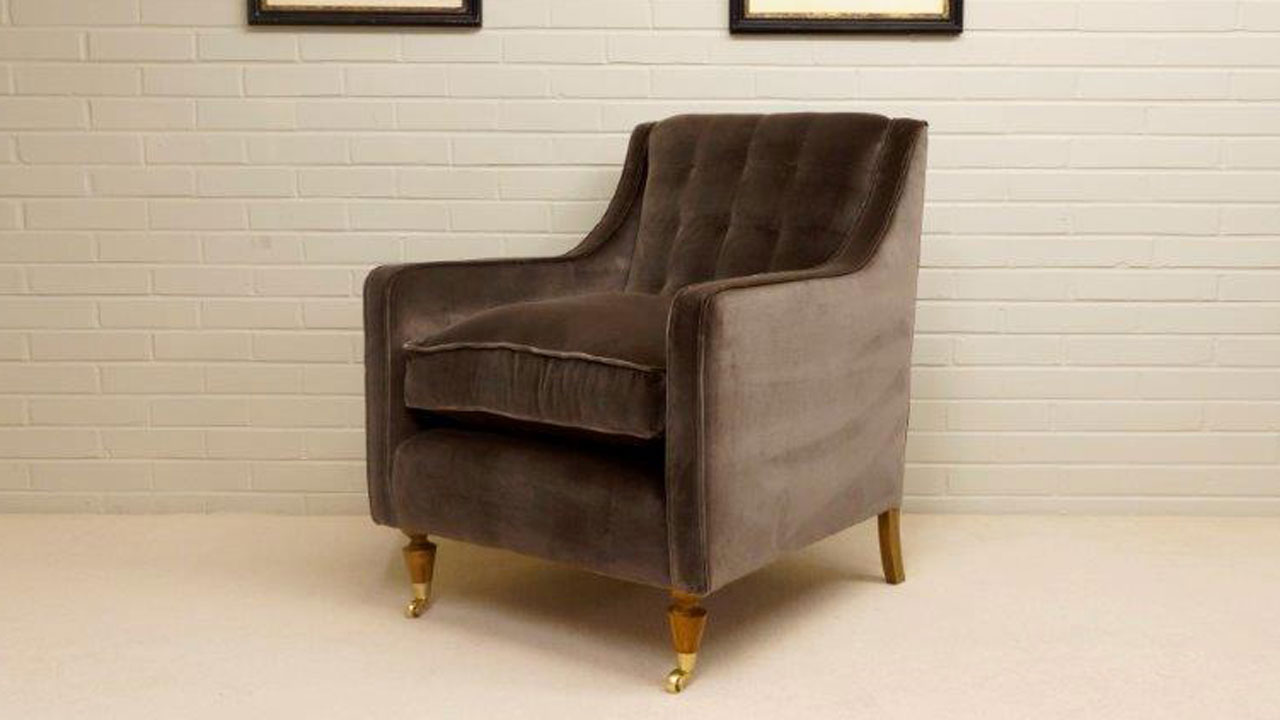 Baltimore Chair - Angled View