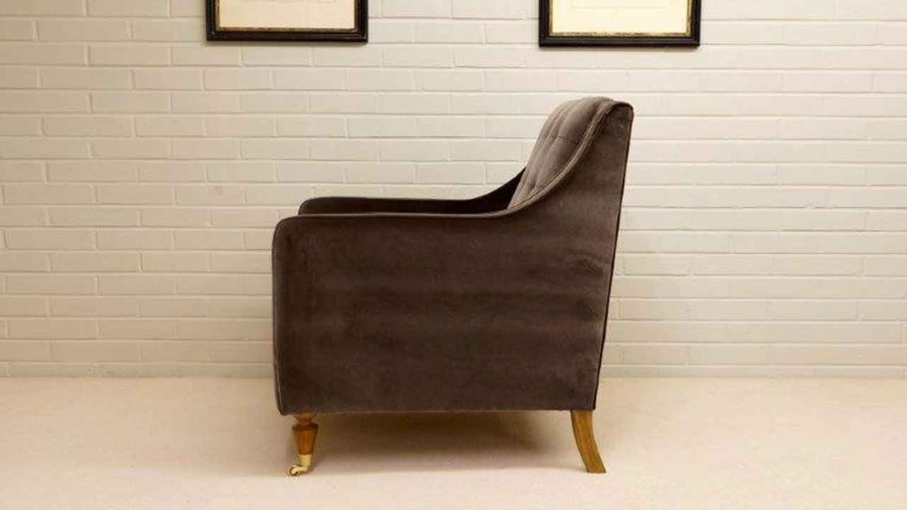 Baltimore Chair - Side View