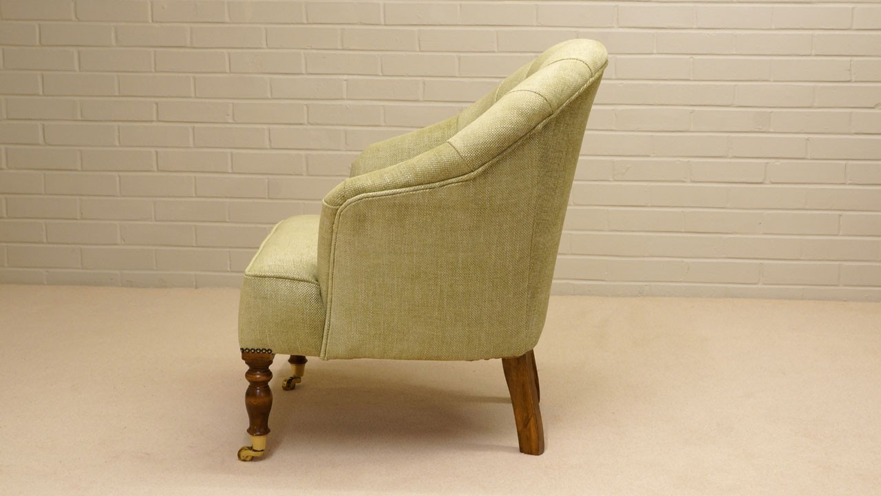 Barton Chair - Side View