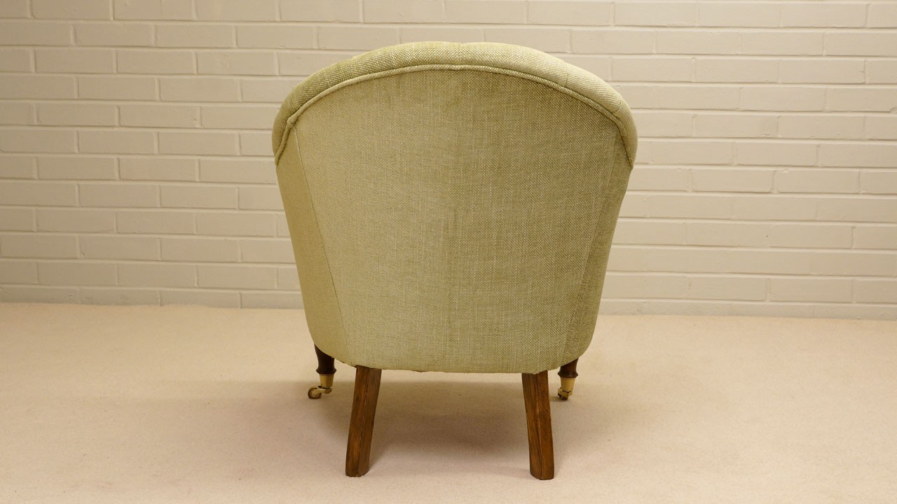 Barton Chair - Back View