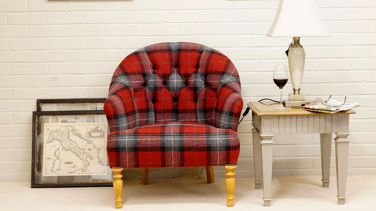 Barton Chair - Front View 2