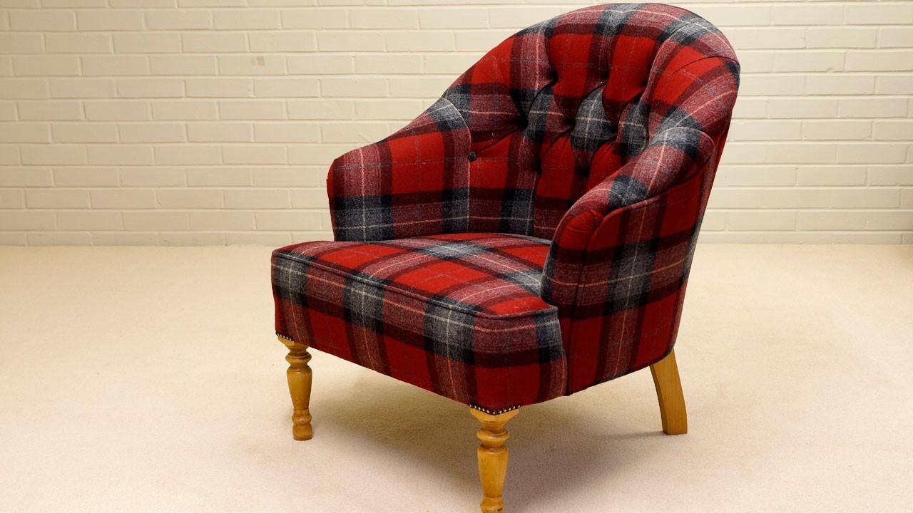 Small Barton Chair - Angled View 2