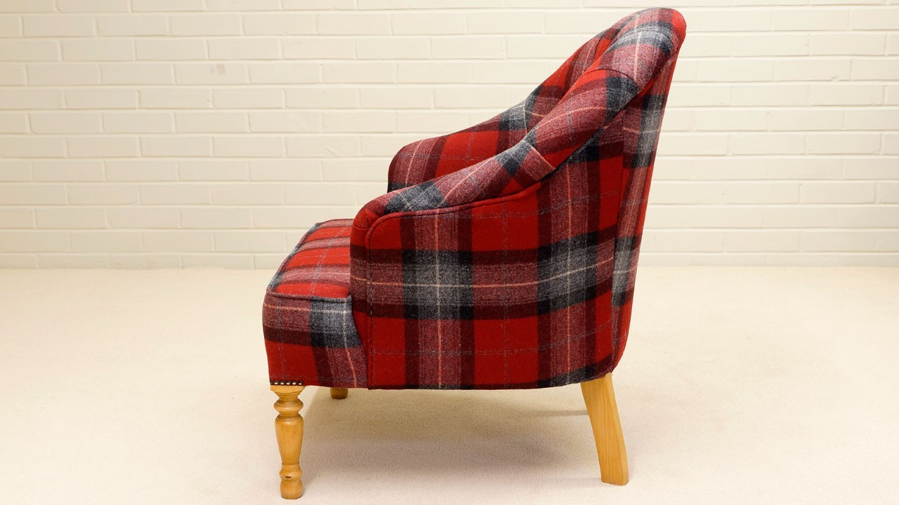 Small Barton Chair - Side View 2