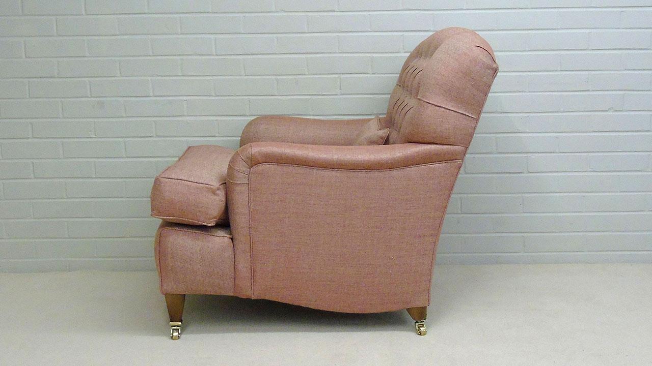 Belgravia Chair - Side View