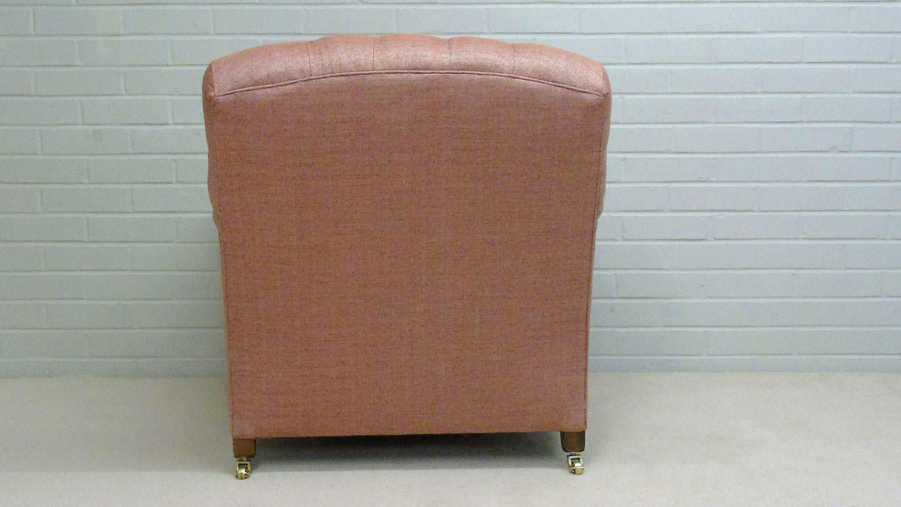 Belgravia Chair - Back View