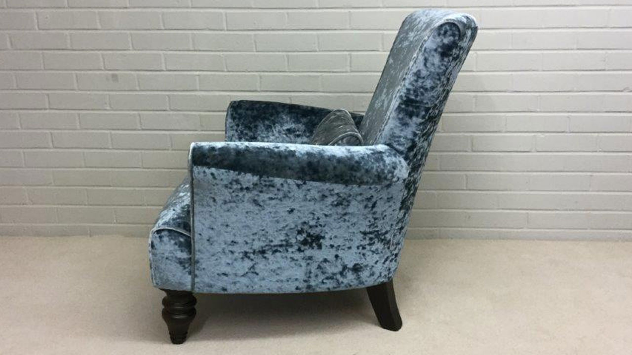 Bertie Chair - Side View