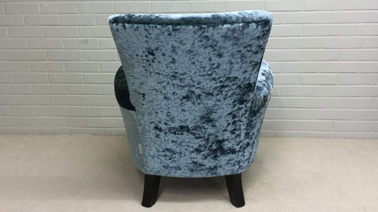Bertie Chair - Back View