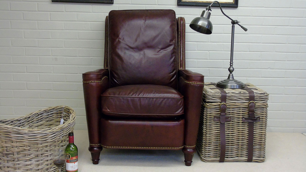 Boston Recliner Chair - Front View