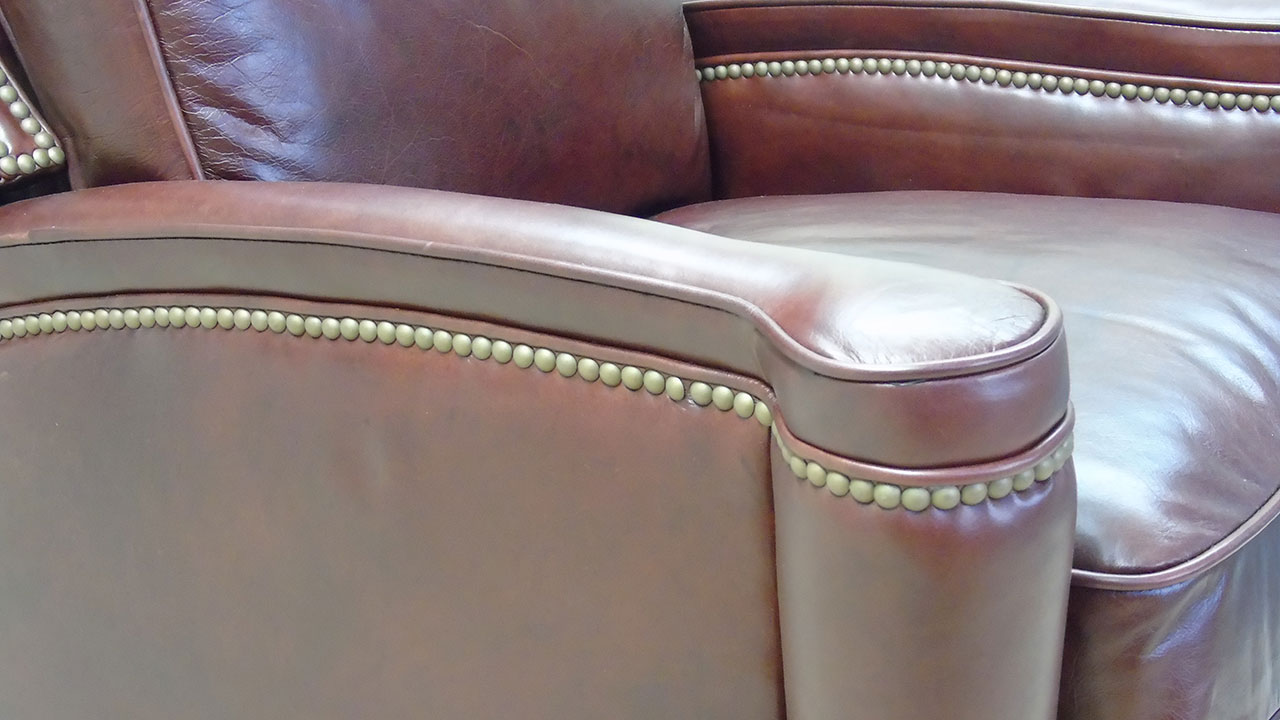 Boston Recliner Chair - Detail View