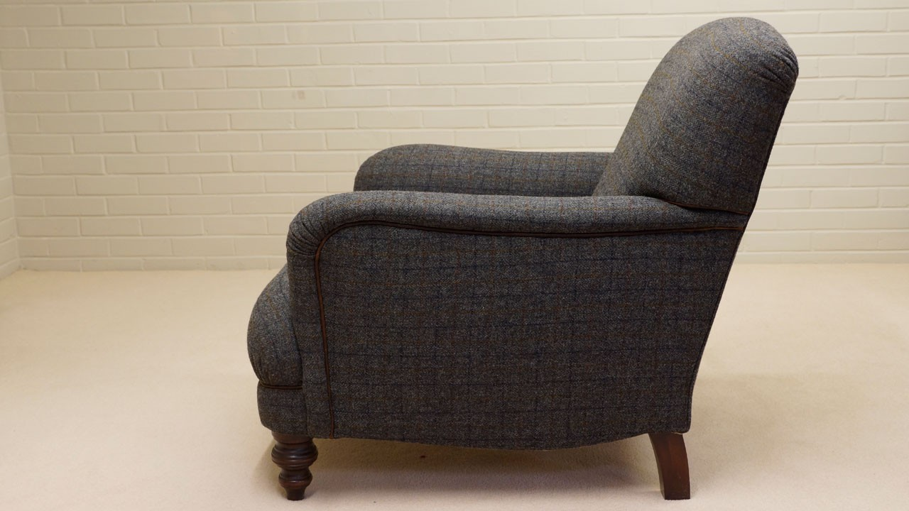 Bute Chair - Side View