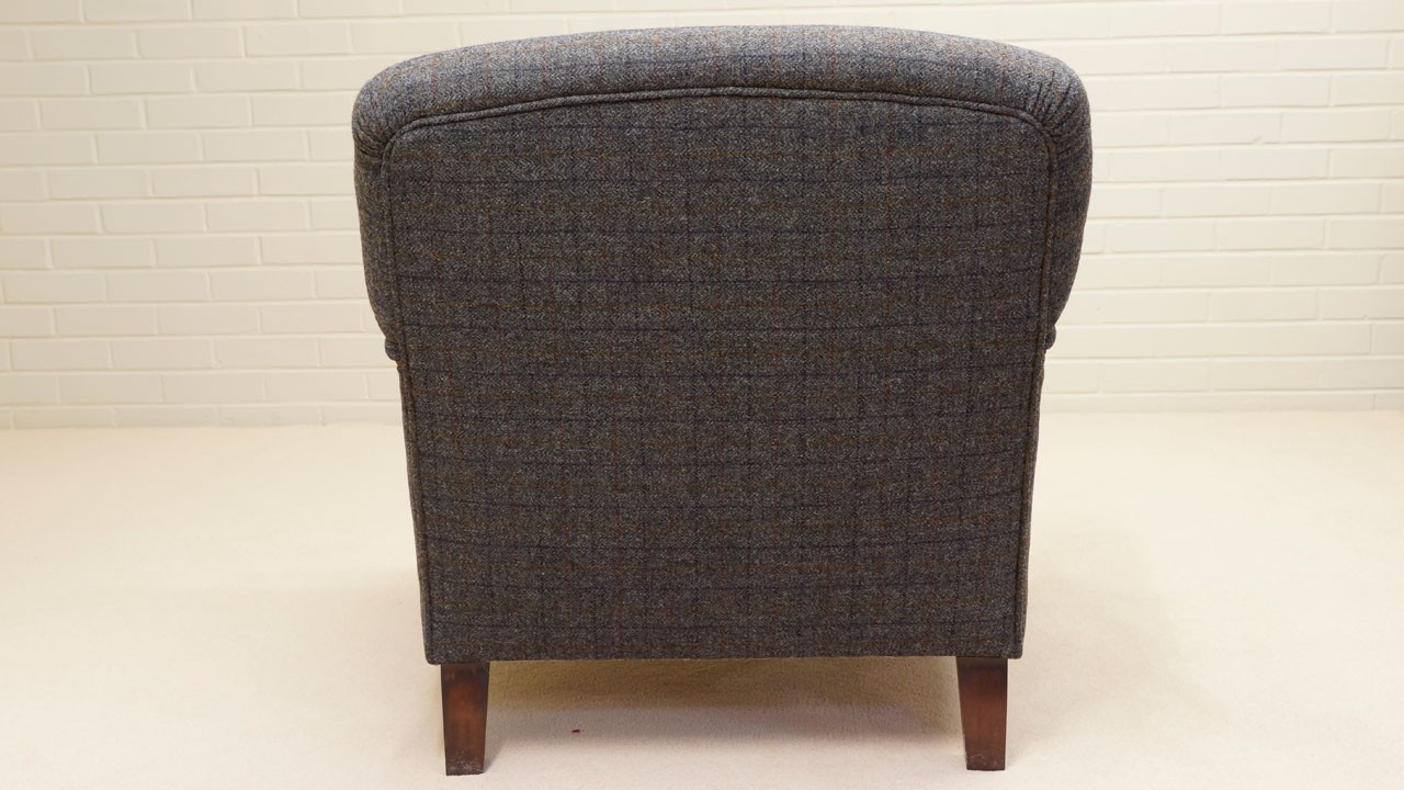 Bute Chair - Back View