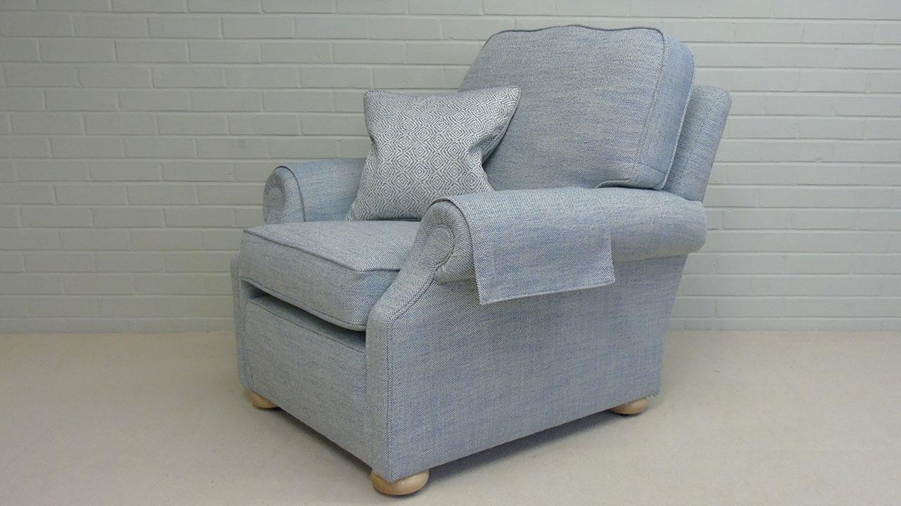 Carlisle Chair - Angled View
