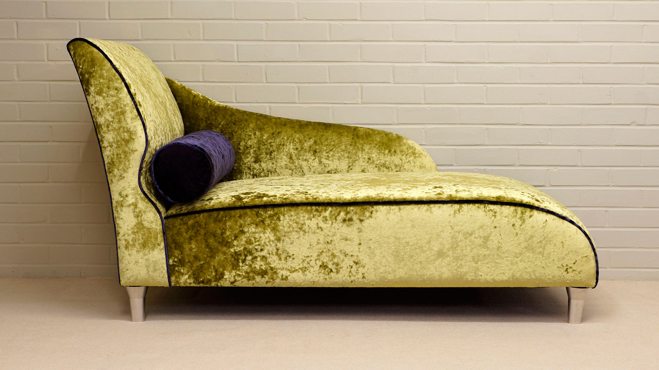 Chaise longue ghshaw ltd for Chaise longues uk