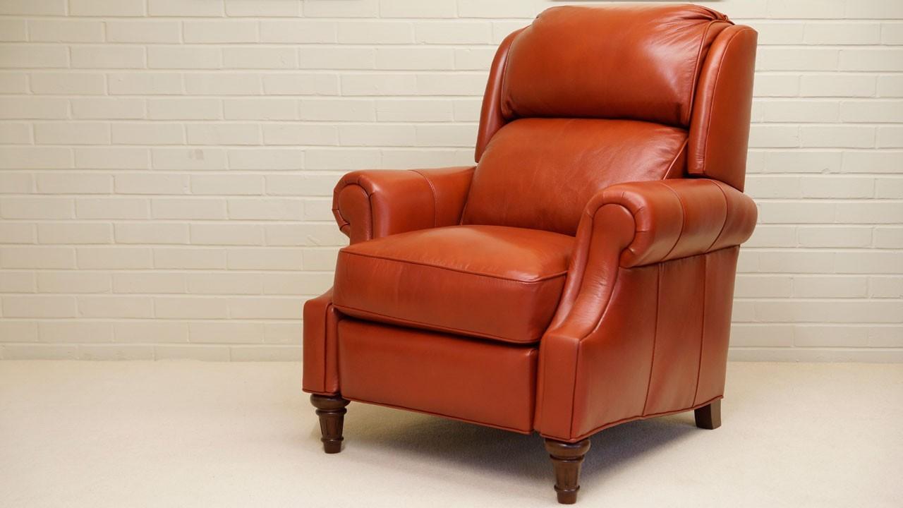 Cheltenham Recliner Chair - Angled View