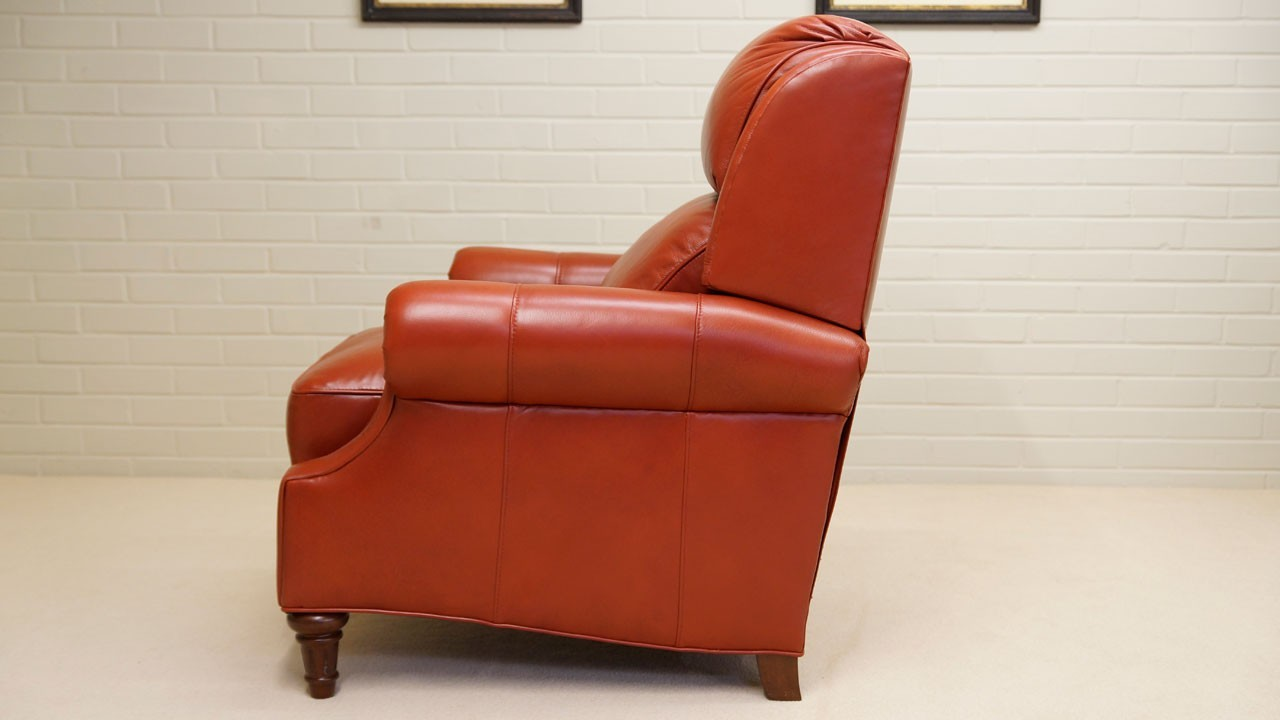 Cheltenham Recliner Chair - Side View