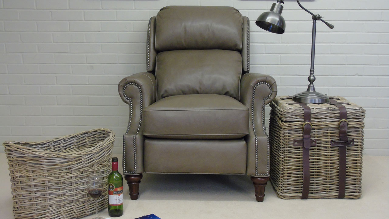 Cheltenham Recliner Chair - Front View - Alternative 1