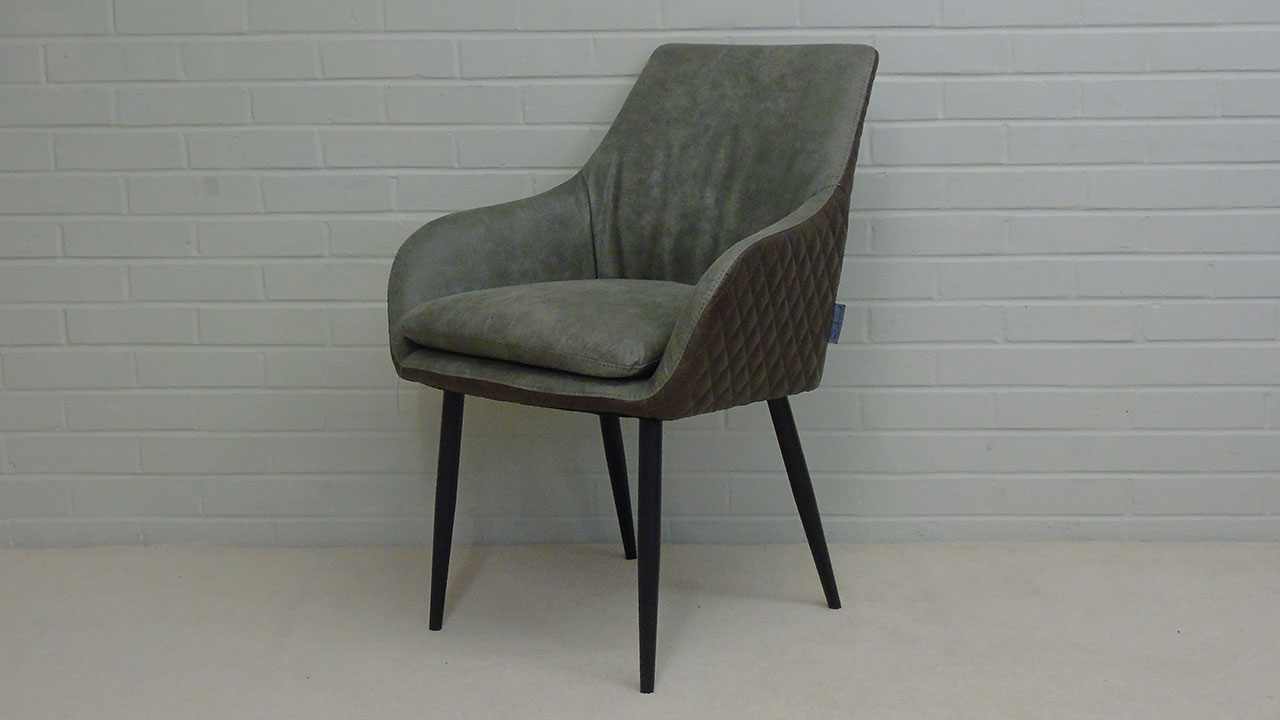 Chrissy Chair - Angled View