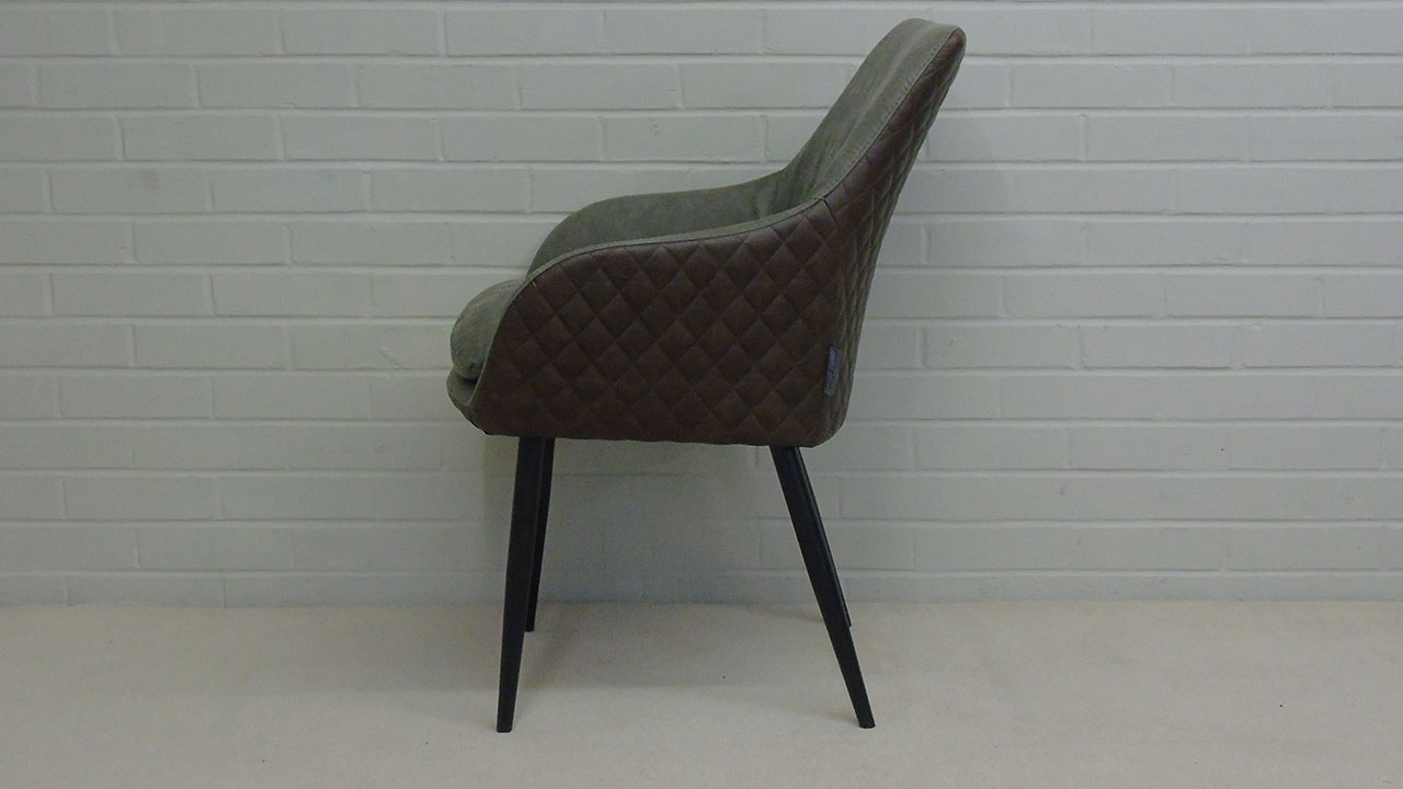 Chrissy Chair - Side View