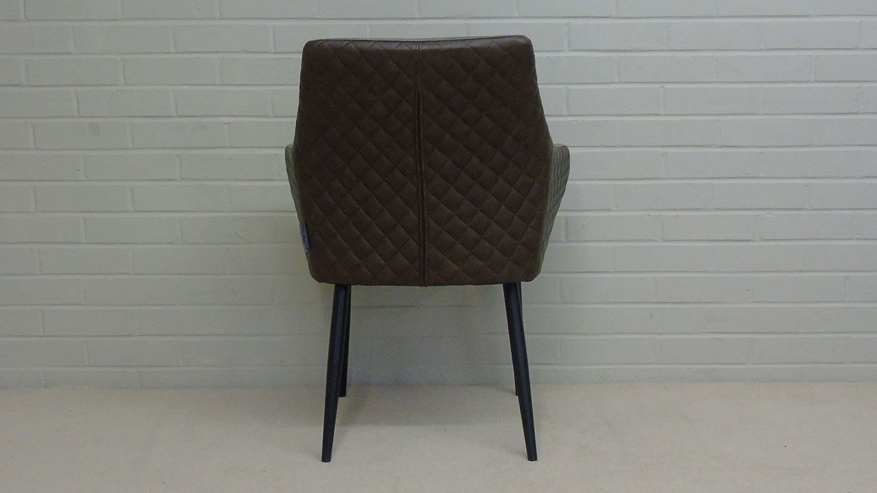 Chrissy Chair - Back View