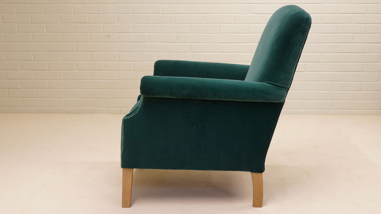 Cotswold Chair - Side View