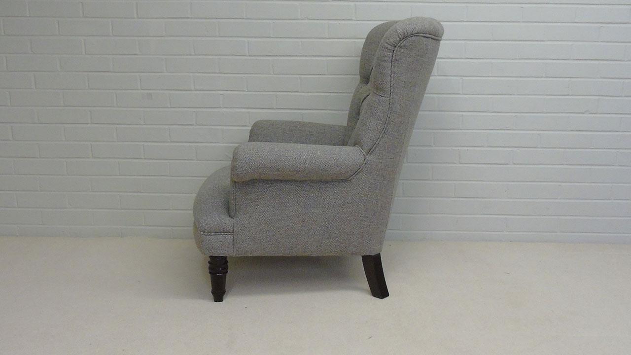 Cowdenbeath Chair - Side View
