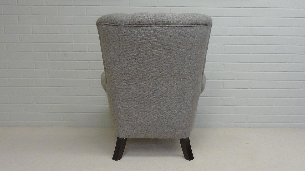 Cowdenbeath Chair - Back View