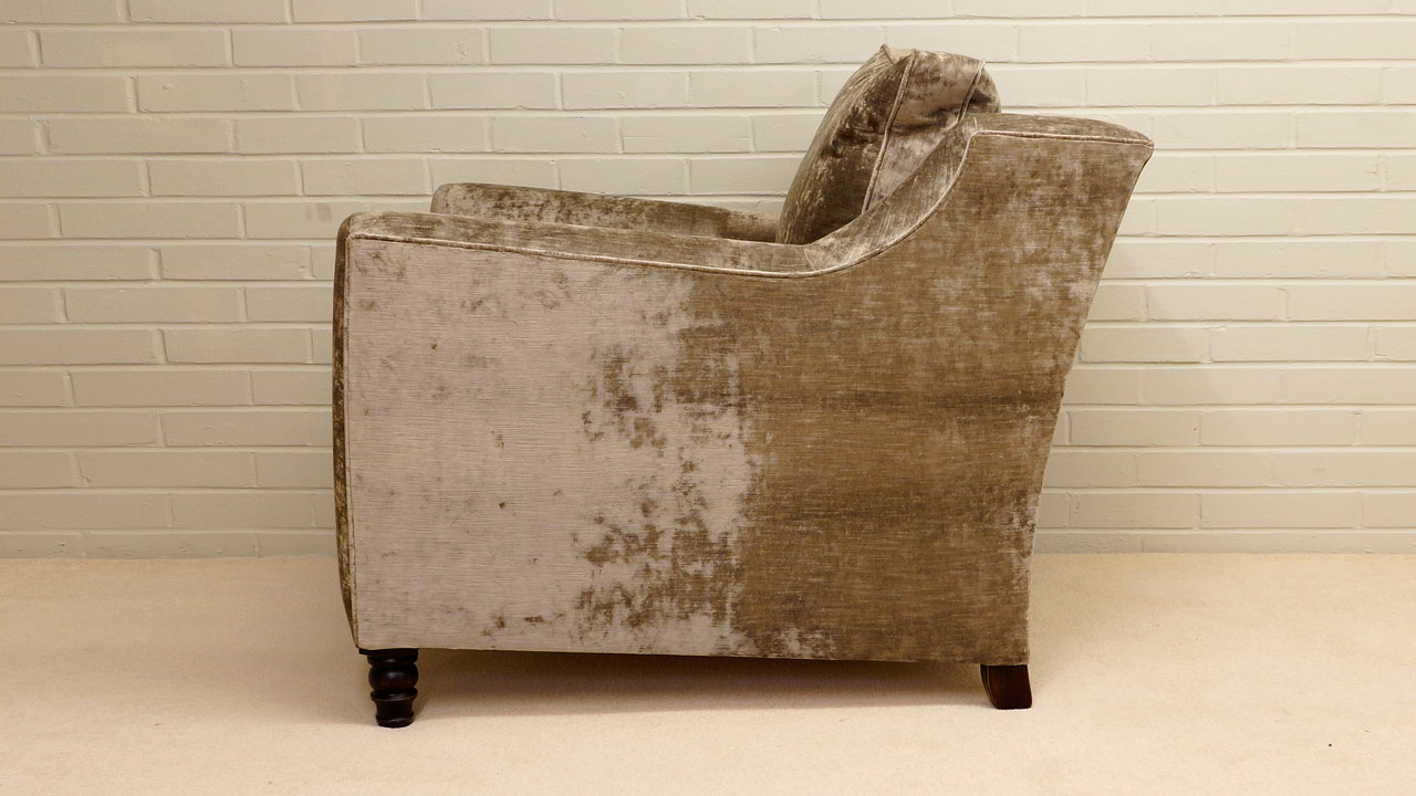 Duresta Hoxton Chair - Side View