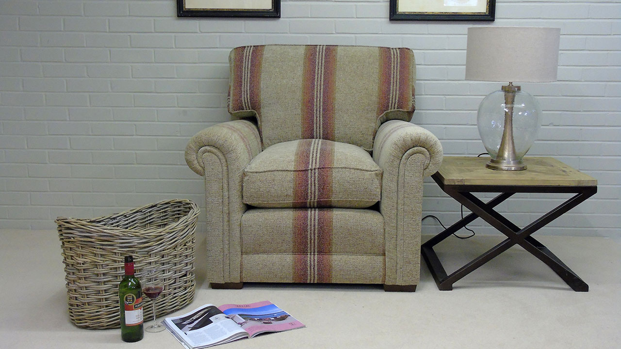 Ella Chair - Front View