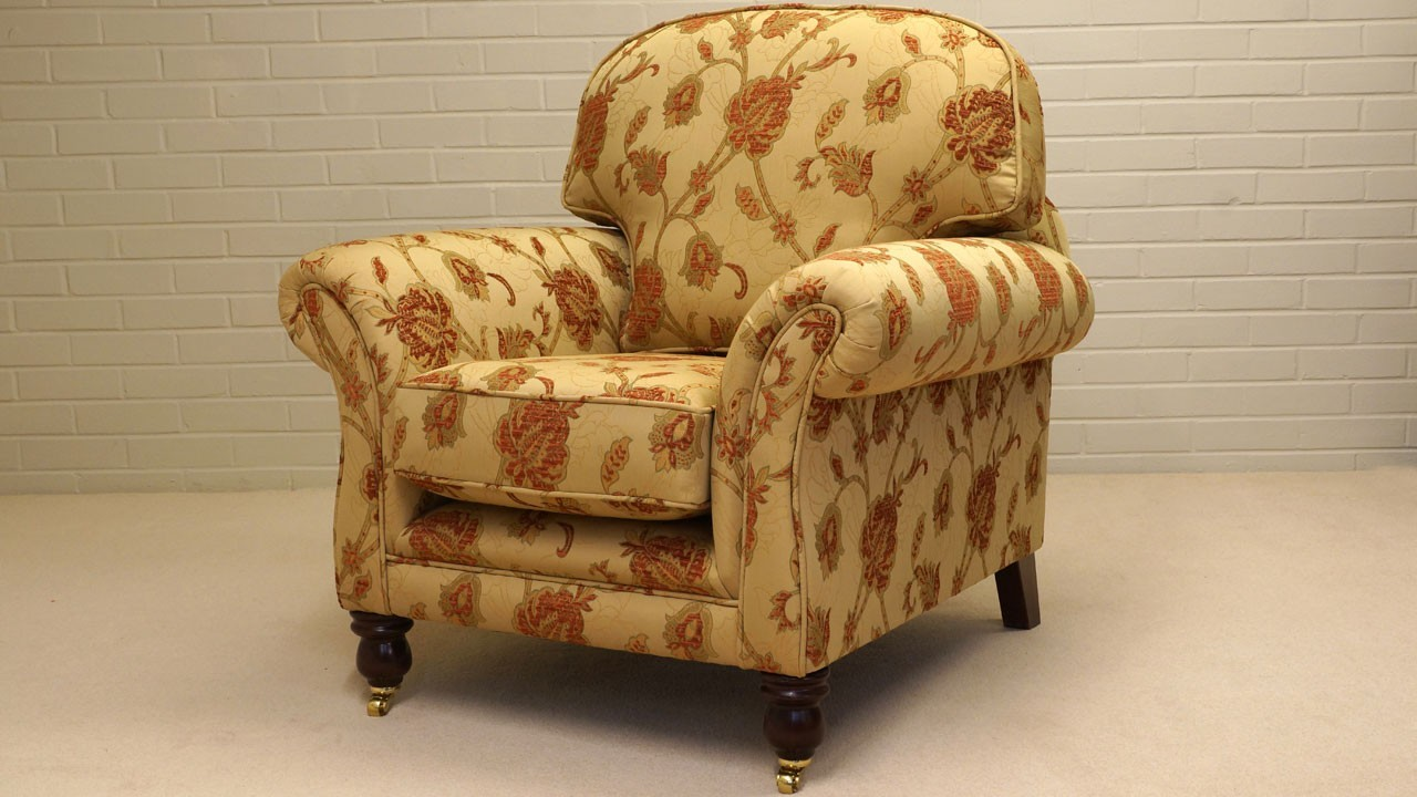 Eton Chair - Angled View