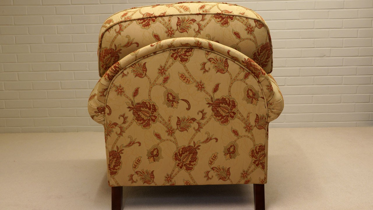 Eton Chair - Back View