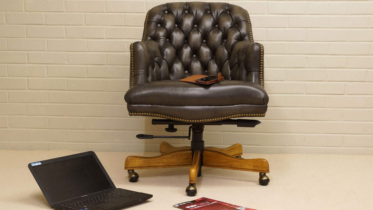 Executive Chair - Front View