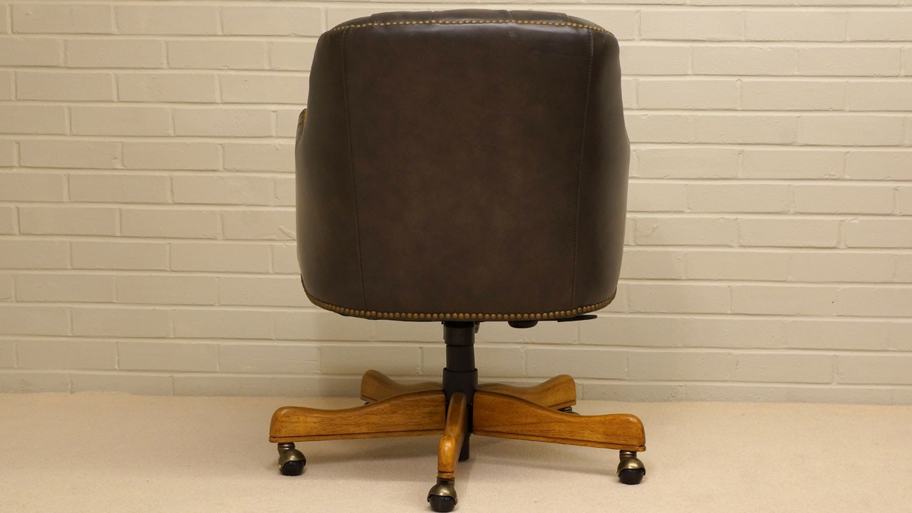 Executive Chair - Back View