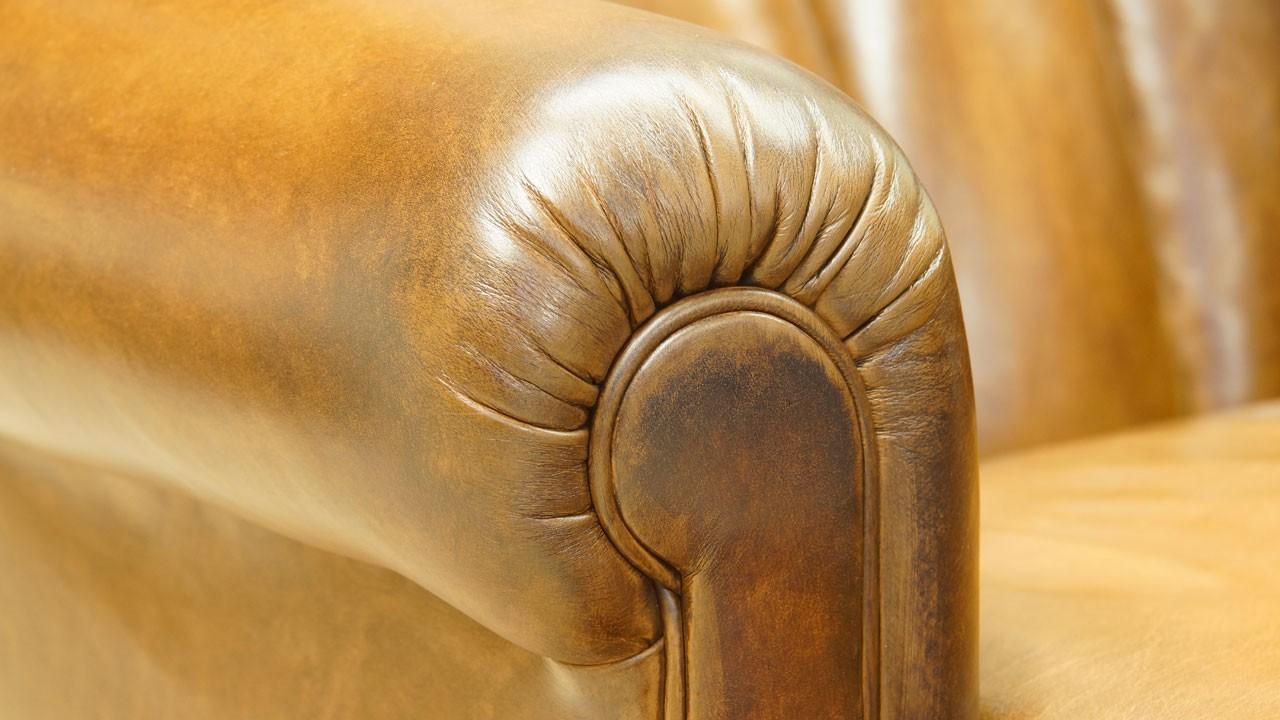 Fan Back Chair - Detail View