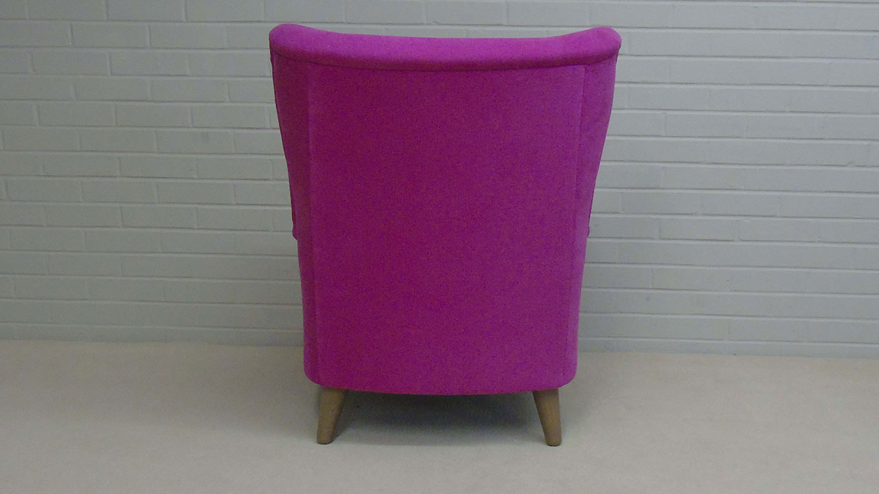 Gabby Chair - Back View