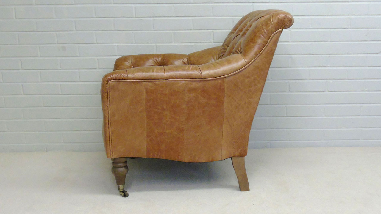 Harvard Chair - Side View