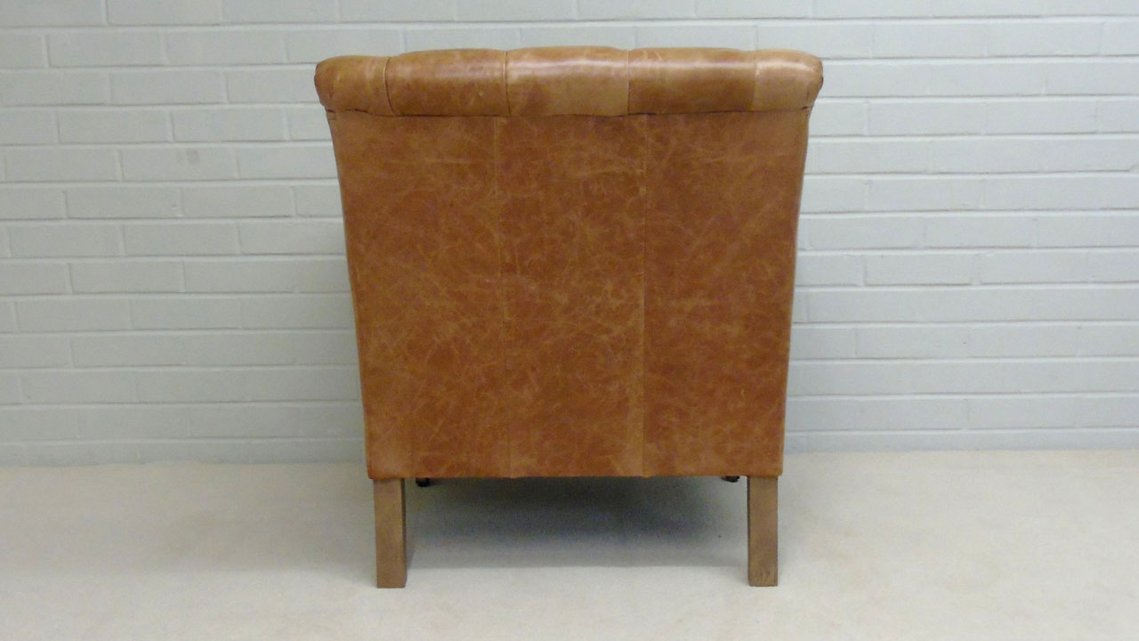 Harvard Chair - Back View