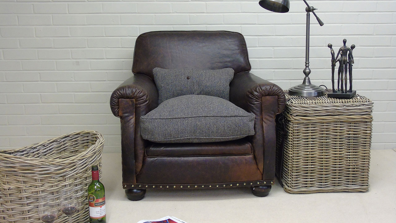 Islay Chair - Front View