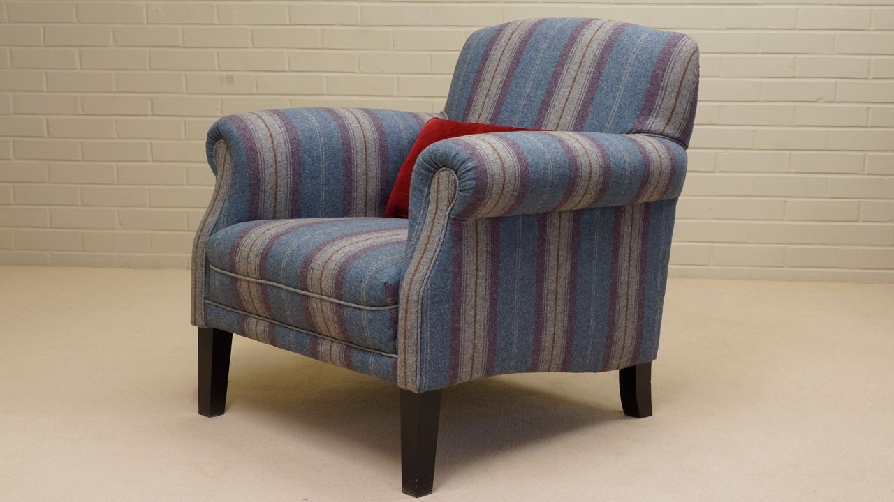 Mary Chair - Angled View