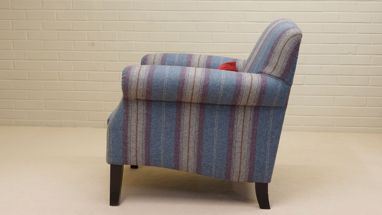 Mary Chair - Side View