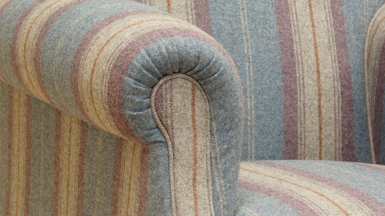 Mary Chair - Detail View