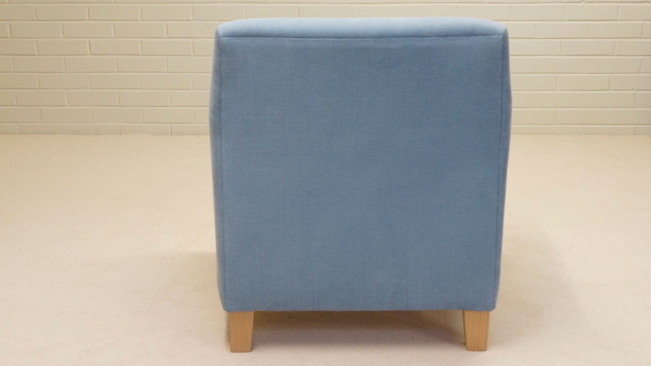 Metro Chair - Back View