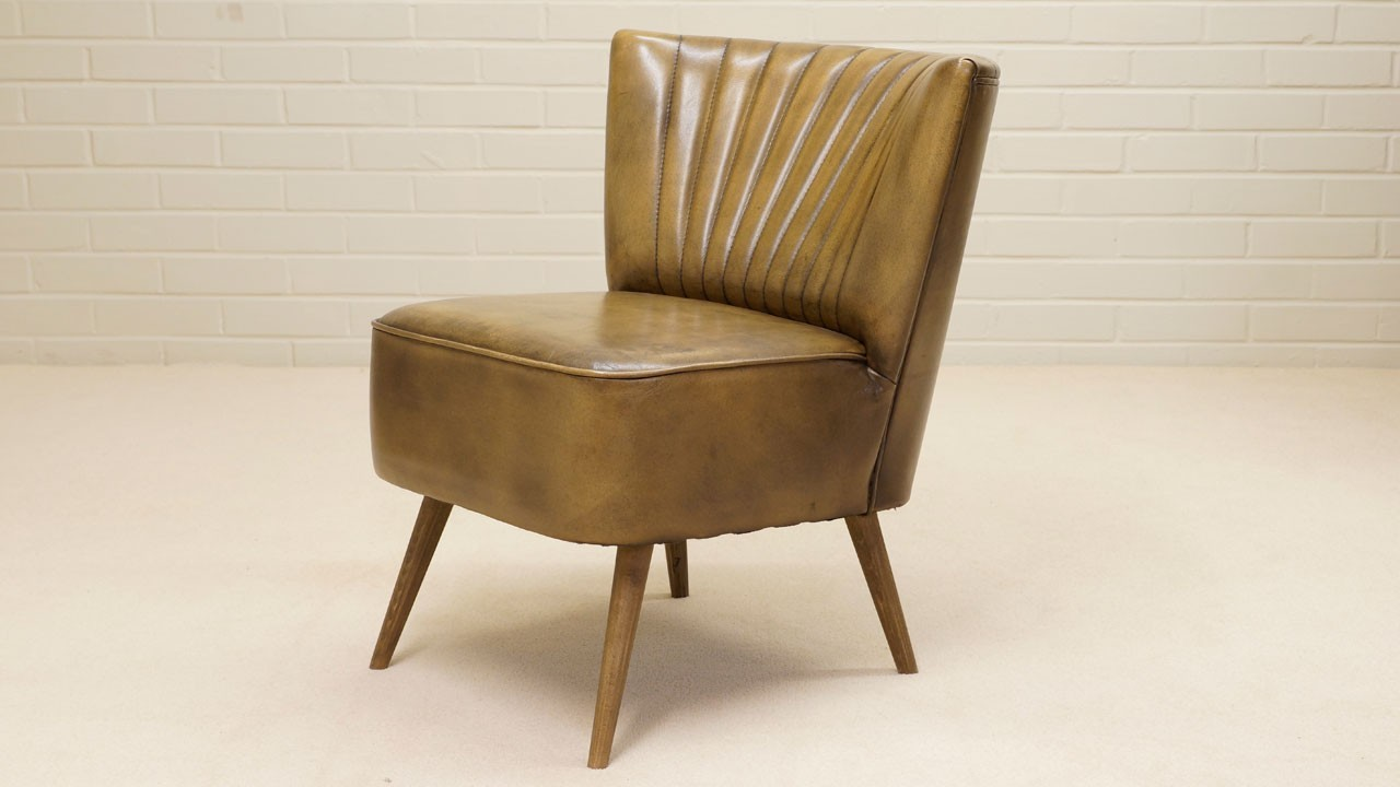 Mike Chair - Angled View